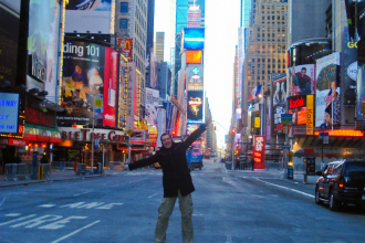 Times Square - New York - USAa
